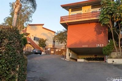 1523 E Windsor Road UNIT 105B, Glendale, CA 91205 - MLS#: 318004537