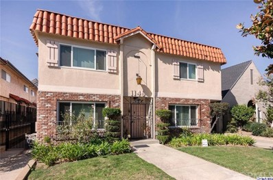 1145 N Louise Street UNIT 3, Glendale, CA 91207 - MLS#: 318004573