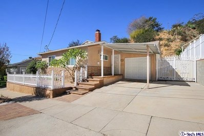 8451 Outland View Drive, Sun Valley, CA 91352 - MLS#: 318004599