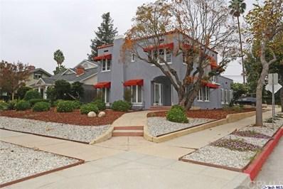 1679 Rose Villa St. Street, Pasadena, CA 91106 - MLS#: 318004626
