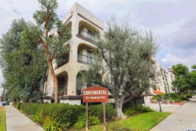 605 N Louise Street UNIT 207, Glendale, CA 91206 - MLS#: 318004651
