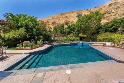 3429 Brace Canyon Road, Burbank, CA 91504 - MLS#: 318004656