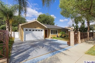 7851 Texhoma Avenue, Northridge, CA 91325 - MLS#: 318004661