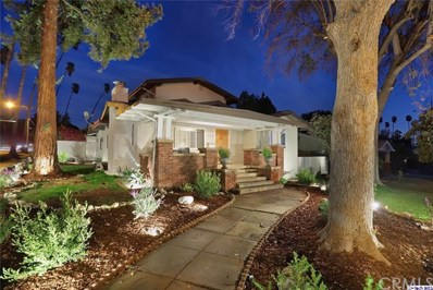 1334 N Maryland Avenue, Glendale, CA 91207 - MLS#: 318004669