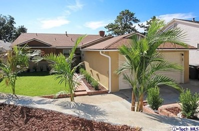 3704 El Moreno Street, Glendale, CA 91214 - MLS#: 318004683