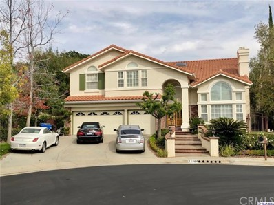 11864 Turtle Springs Lane, Porter Ranch, CA 91326 - MLS#: 318004701