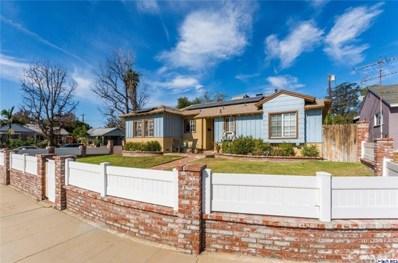 12645 Divan Place, North Hollywood, CA 91605 - MLS#: 318004726