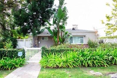 5139 Strohm Avenue, North Hollywood, CA 91601 - MLS#: 318004744