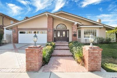 2843 Joaquin Drive, Burbank, CA 91504 - MLS#: 318004769