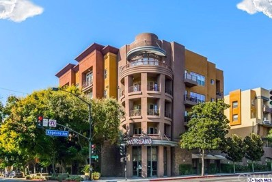 201 E ANGELENO Avenue UNIT 124, Burbank, CA 91502 - MLS#: 318004771