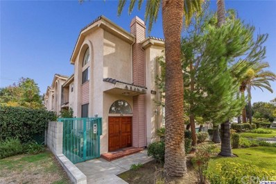416 N Isabel Street UNIT A, Glendale, CA 91206 - MLS#: 318004795