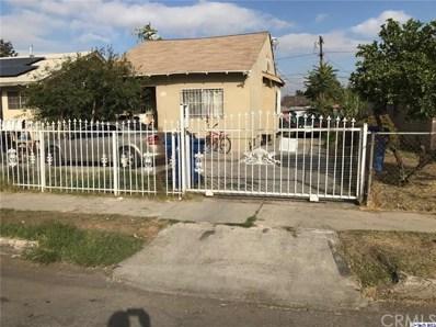 1743 E 43rd Street, Los Angeles, CA 90058 - MLS#: 318004811