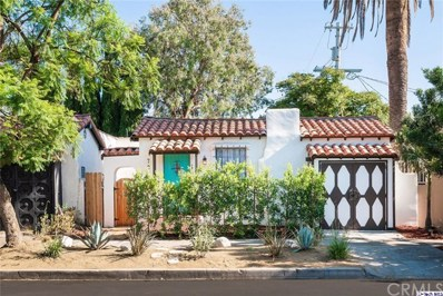 7212 Willoughby Avenue, Los Angeles, CA 90046 - MLS#: 318004817