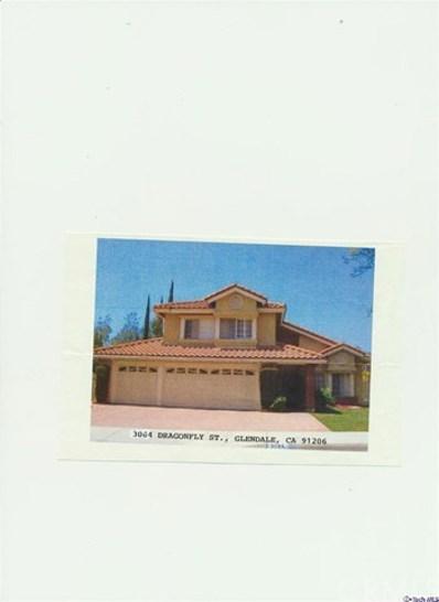 3084 Dragonfly Street, Glendale, CA 91206 - MLS#: 318004824