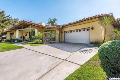 3400 Linda Vista Road, Glendale, CA 91206 - MLS#: 318004826