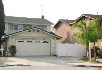 12224 Leayn Court, North Hollywood, CA 91605 - MLS#: 318004981
