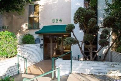 324 N Louise Street UNIT 1, Glendale, CA 91206 - MLS#: 318005034