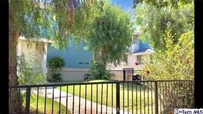 893 S 4th Street UNIT D, Alhambra, CA 91801 - MLS#: 318005042
