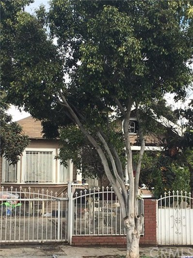 855 E 33rd Street, Los Angeles, CA 90011 - MLS#: 318005044