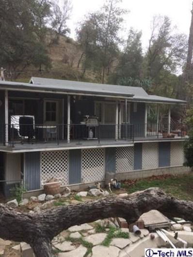 10400 Blue Gum Canyon Rd Road, Tujunga, CA 91042 - MLS#: 318005049