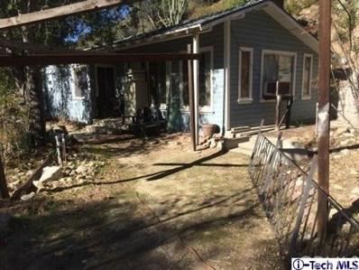 10500 Blue Gum Canyon Rd Road, Tujunga, CA 91042 - MLS#: 318005051
