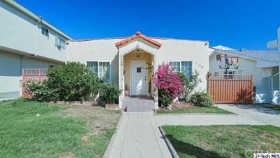 1126 Rosedale Avenue, Glendale, CA 91201 - MLS#: 318005071