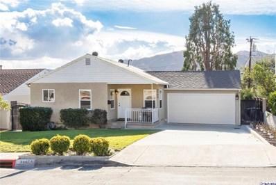 3702 Los Olivos Lane, Glendale, CA 91214 - MLS#: 319000024