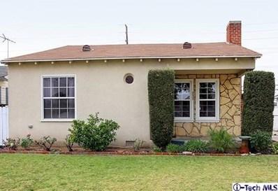733 Dale Avenue, Glendale, CA 91202 - MLS#: 319000133