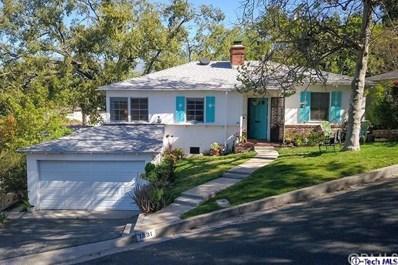 1831 Arvin Drive, Glendale, CA 91208 - MLS#: 319000147