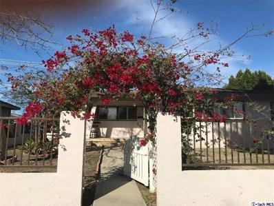 16917 W Chatsworth Street, Granada Hills, CA 91344 - MLS#: 319000311
