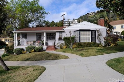 725 Glenmore Boulevard, Glendale, CA 91206 - MLS#: 319000441