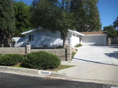 12400 El Oro Way, Granada Hills, CA 91344 - MLS#: 319000511