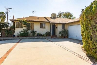 12934 Cantara Street, North Hollywood, CA 91605 - MLS#: 319000515