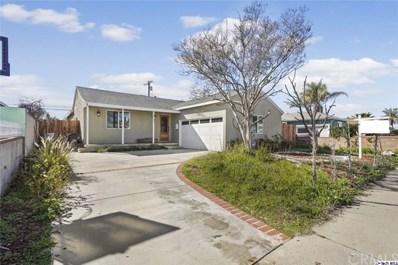 8439 Amboy Avenue, Sun Valley, CA 91352 - MLS#: 319000525