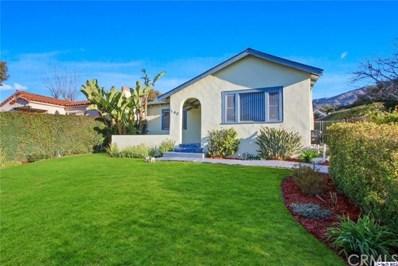 143 W Terrace Street, Altadena, CA 91001 - MLS#: 319000556