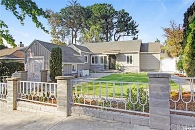 911 La Loma Road, Eagle Rock, CA 90041 - MLS#: 319000593