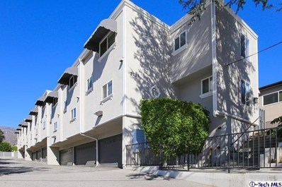 2737 Montrose Avenue UNIT 3, Montrose, CA 91020 - MLS#: 319000596