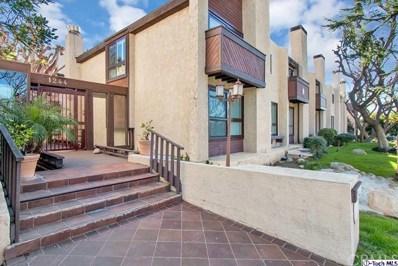1244 Valley View Road UNIT 102, Glendale, CA 91202 - MLS#: 319000650
