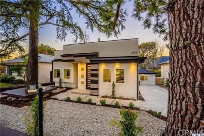 2502 Community Avenue, Montrose, CA 91020 - MLS#: 319000710