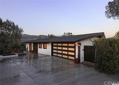 4921 Mount Royal Drive, Los Angeles, CA 90041 - MLS#: 319000774