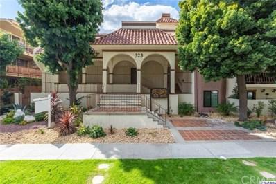 323 N Jackson Street UNIT 111, Glendale, CA 91206 - MLS#: 319000782