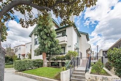 120 S Everett Street UNIT 5, Glendale, CA 91205 - MLS#: 319000982