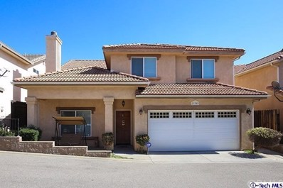 11848 Apple Grove Lane UNIT 109, Sylmar, CA 91342 - MLS#: 319001039