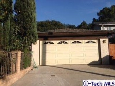10052 Breidt Avenue, Tujunga, CA 91042 - MLS#: 319001117