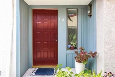 2809 Montrose Avenue UNIT 11, Glendale, CA 91214 - MLS#: 319001382