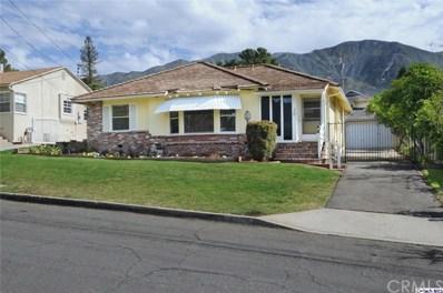 3333 Fairmount Avenue, La Crescenta, CA 91214 - MLS#: 319001407