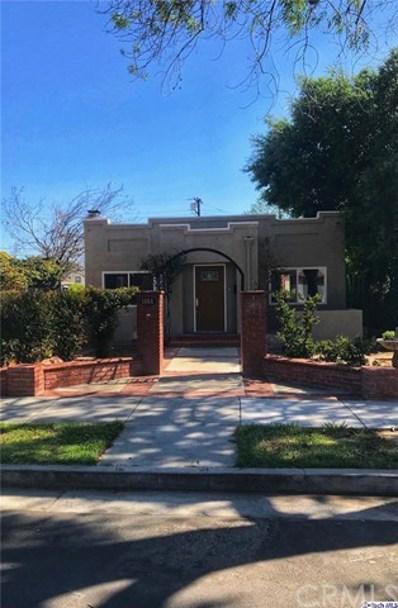 1464 Stanley Avenue, Glendale, CA 91206 - MLS#: 319001455