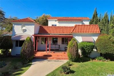 3201 Castera Avenue, Glendale, CA 91208 - MLS#: 319001459