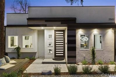 2502 Community Avenue, Montrose, CA 91020 - MLS#: 319001552