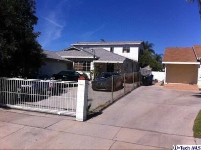 12909 Bromwich Street, Pacoima, CA 91331 - MLS#: 319001563